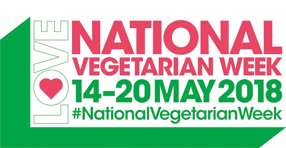 A week as God: National Vegetarian week until May 20th